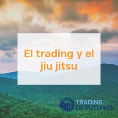 El trading y el jiu jitsu