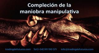 La compleción de la maniobra manipulativa